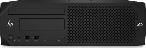 HP Z2 G4 3.3 GHz Intel® Xeon® E-2136 Black SFF Workstation