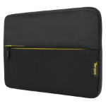 "Targus CityGear 3 39.6 cm (15.6"") Sleeve case Black,Yellow"