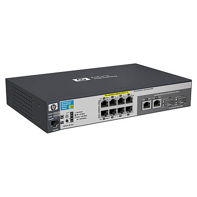 Hewlett Packard Enterprise E2915-8G-PoE Managed network switch L3 Power over Ethernet (PoE)
