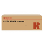 Ricoh 842042 (TYPE 2220 D) Toner black, 11K pages, 360gr