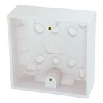 Lindy 73188 White outlet box