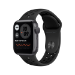 Apple Watch Series 6 Nike OLED 40 mm Gris GPS (satélite)