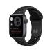 Apple Watch Series 6 Nike OLED 40 mm Gris GPS (satélite)