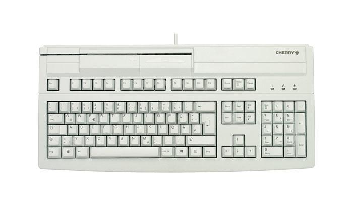 CHERRY MultiBoard MX V2 G80-8000 keyboard USB QWERTZ German Grey