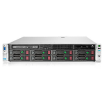 Hewlett Packard Enterprise ProLiant DL380p Gen8 server Intel® Xeon® E5 Family 2 GHz 32 GB DDR3-SDRAM Rack (2U) 750 W