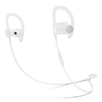 Apple Powerbeats3 Binaural Ear-hook,In-ear White