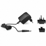 Sennheiser NT 2-3-US power adapter/inverter Indoor Black