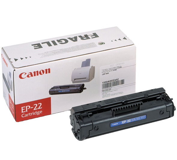 Canon EP-22 Original Negro 1 pieza(s)