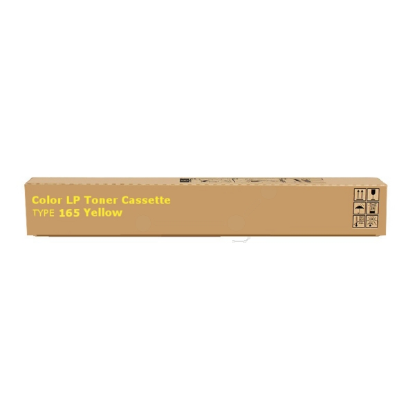 Ricoh 402447 (TYPE 165) Toner yellow, 6K pages @ 5% coverage
