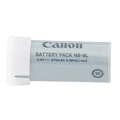 Canon NB-9L Lithium-Ion (Li-Ion) 870 mAh