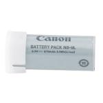 Canon NB-9L camera/camcorder battery Lithium-Ion (Li-Ion) 870 mAh
