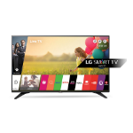 "LG 55LH604V 55"" Full HD Smart TV Wi-Fi Black LED TV"