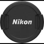 Nikon LC-CP24 Digitale camera Zwart lensdop