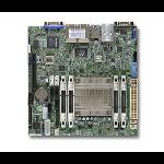 Supermicro A1SRi-2558F server/workstation motherboard BGA 1283 Mini-ITX