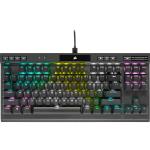 Corsair K70 RGB TKL keyboard USB QWERTY UK English Black CH-9119010-UK