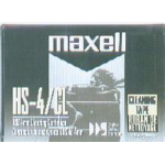 Maxell Cleaning Cart 4mm HS4 10xcleaning