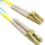 """C2G 5m 10Gb LC/LC Duplex 50/125 Multimode Fiber Patch Cable fiber optic cable 196.9"""" (5 m)"""