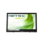 "Hannspree HT HT161HNB 15.6"" 1366 x 768pixels Multi-touch Tabletop Black touch screen monitor"