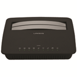 Linksys X3500 Dual-band (2.4 GHz / 5 GHz) Gigabit Ethernet Black wireless router