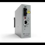 Allied Telesis AT-IMC200T/SC-980 convertidor de medio 100 Mbit/s 1310 nm Gris