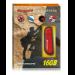 Transcend V series JetFlash V70, 16GB 16GB USB 2.0 Type-A Red USB flash drive