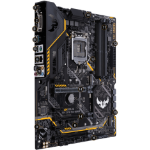 ASUS TUF Z370-PRO GAMING LGA 1151 (Socket H4) ATX motherboard