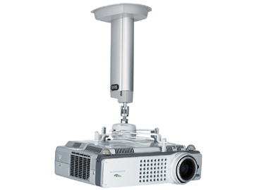 SMS Smart Media Solutions Projector CL F2300 A/S Silver project mount