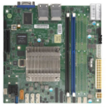 Supermicro MBD-A2SDI-2C-HLN4F-O server/workstation motherboard Mini-ITX