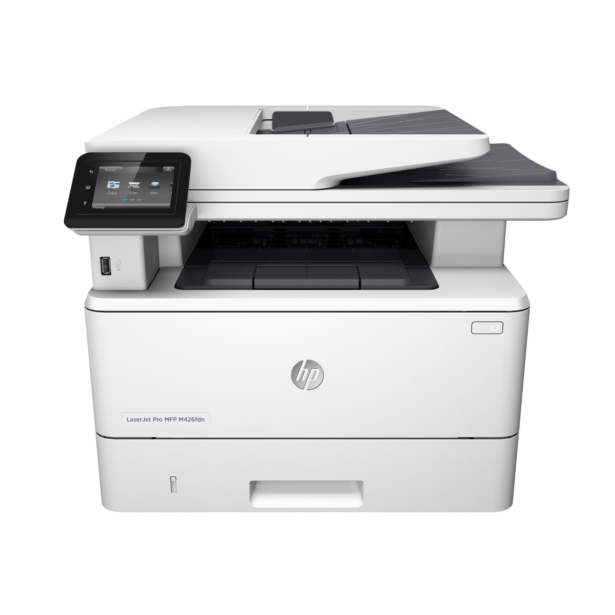 HP LaserJet Pro M426fdn Laser 38 ppm 4800 x 600 DPI A4