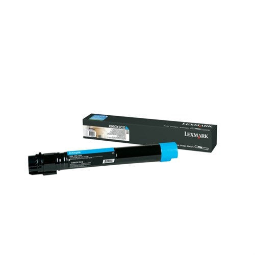 Lexmark X950X2CG Toner cyan, 24K pages @ 5% coverage