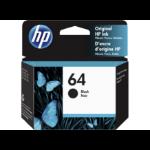 HP 64 Original Black
