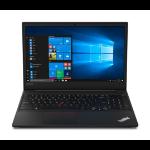 "Lenovo ThinkPad E590 Black Notebook 39.6 cm (15.6"") 1920 x 1080 pixels 8th gen Intel® Core™ i5 8 GB DDR4-SDRAM 256 GB SSD Windows 10 Pro"