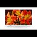 "Sony FW-55BZ35F pantalla de señalización 139,7 cm (55"") LCD 4K Ultra HD Pantalla plana para señalización digital Negro"