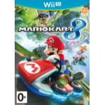 Nintendo MARIO KART 8 Wii U German, Dutch, English, Spanish, French, Italian video game
