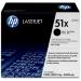 HP 51X Original Negro 1 pieza(s)