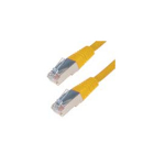 DP Building Systems 37-0020Y networking cable 2 m Cat6a S/FTP (S-STP) Yellow