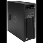 HP Z 440 MT 3.5GHz E5-1650V3 Mini Tower Black