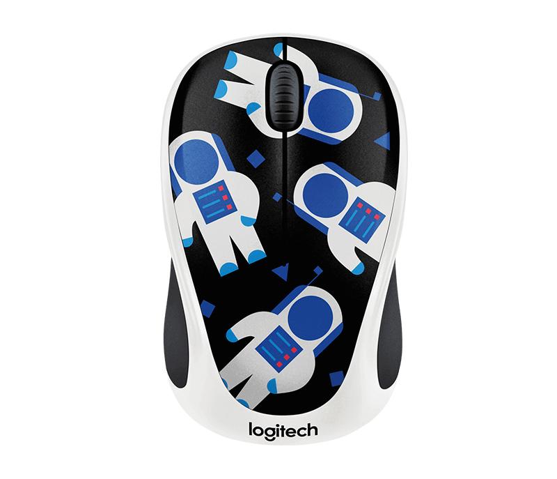 Logitech M238 RF Wireless Optical 1000DPI Multi Right-hand