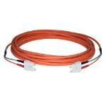 Black Box EFE050-010M-R fibre optic cable 10 m OM2 Red
