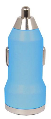 Urban Factory Car Charger 1x USB, Blue