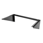 StarTech.com Vertical Wall-Mount Server Rack - Solid Steel - 6U