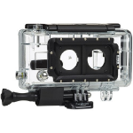 GoPro AHD3D-301 camera housing Black,Transparent