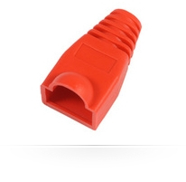 Microconnect 33303-25 cable boot Red 25 pc(s)