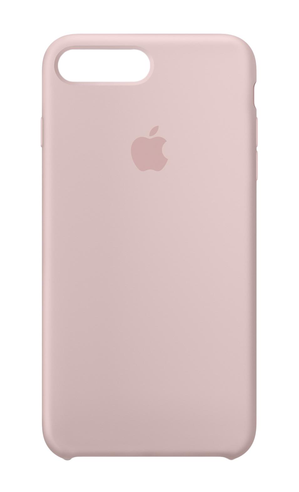 "Apple MQH22ZM/A funda para teléfono móvil 14 cm (5.5"") Funda blanda Rosa"