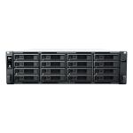 Synology RackStation RS2821RP+ NAS/storage server Rack (3U) Ethernet LAN Black V1500B