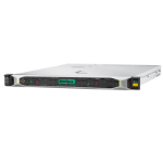 Hewlett Packard Enterprise Q2R93A data-opslag-server Rack (1U) Zwart, Grijs Opslagserver
