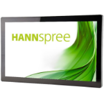 "Hannspree HO 245 PTB 60.5 cm (23.8"") 1920 x 1080 pixels Multi-touch Black"