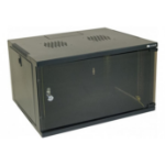 EXC 755077 rack cabinet 12U Freestanding rack Black