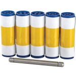 MAGICARD 3633-0054 Printer Cleaning Roller Kit (Pack of 5)