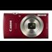"Canon Digital IXUS 185 Compact camera 20MP 1/2.3"" CCD 5152 x 3864pixels Red"